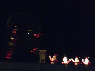 Christmas display in Tsukuba