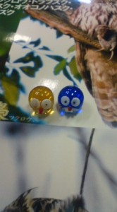 Tiny Owl Charms