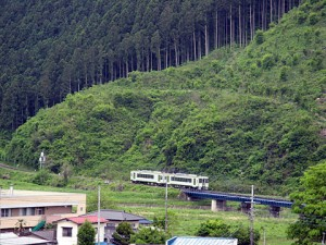 The Suifu Line Whose Construction Was Promoted By Nemoto