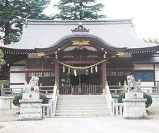 Mitsukaido's Tenmangu