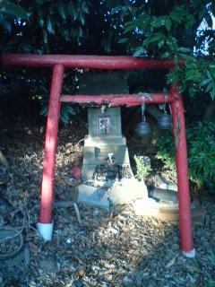 Inari Hokora in Hojo