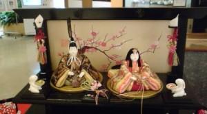 Hina Dolls in Tsukuba