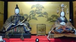 Edo Period Dolls