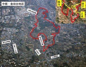 Tsukuba`s Last Woods Targeted For GREEN DEVELOPMENT