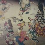 Bon Odori ( Bon Dancing) in the Edo Period