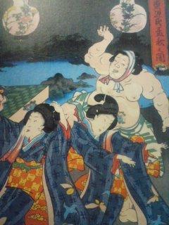 O-Bon celebrations in the Edo Period