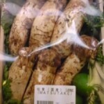 A box of six matutake mushrooms going for 58,000 Yen ( more than 600 dollars) a box at a Tokyo supermarket!