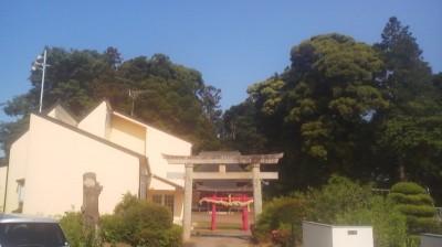 Matsuzuka Kofun in Matsuzuka, Tsukuba