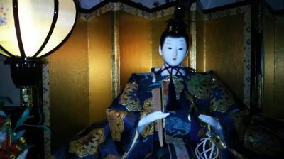 A hian dolls at Harumi`s house in Omonoi Tsukuba