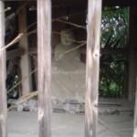 Another image of KOBO DAISHI ( DAISHI-SAMA) in one of the Nichiren-Ji`s miniature halls