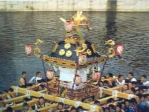 Shimodate`s Gion Matsuri Festival ( this year on July 28th and 29th)
