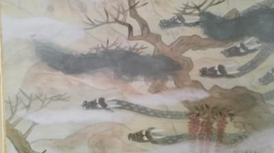 The Yamata no Orochi approaches