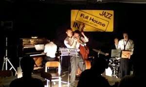 The Jazz Cafe is one of my two favorite attractions at the annual Tsukuba University Festival (this weeken Nov. 3 and 4)