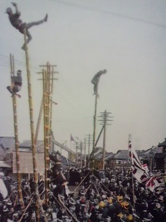 A DEZOME SHIKI event in Tokyo sometime during the Meiji Period (1868-1912)