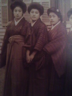 Female students in HAKAMA