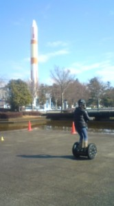 Learn to ride a SEGWAY at Matsuri Tsukuba! For the first time, free SEGWAY driving lessons will be featured as a part of Matsuri Tsukuba- NOT near Expo Center ( as shown here), but at the park located between Capio Hall and Nova Hall. I have written about learning to ride a SEGWAY here:http://blog.alientimes.org/wp-admin/post.php?post=12935&action=edit&message=1