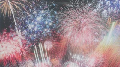 It should be a blast - 20,000 blasts, to be exact, at this year`s (2015) Tsuchiura Fireworks Competition ( its the 84th time it will be held). Starting time will be 6 pm on Saturday Oct. 3rd - the finale at 8 pm.
