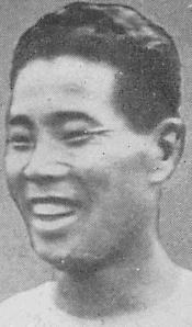 """""""The Father of Japanese Marathon Runners"""" Shizo Kanaguri set a new world record in 1911 at the trails for the Stockholm Olympics. Probably becuase of the long seas journey and all the strange food, he was unable to complete the actual race during the games- in fact he disappeared half-way through and went missing- returning to Japan without ever informing authorities of his whereabouts. Kanaguri went on to found Japan`s Hakone Ekiden Marathon Relay- one of Japan`s greatest sporting events"""