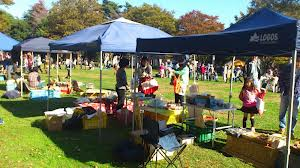TSUKU ICHI - Tsukuba`s once-a-month outdoor morning market. A great place for breakfast, lunch, or just coffee and cake