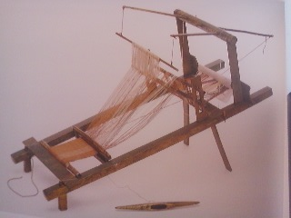 Miniature loom