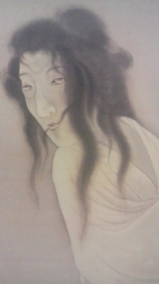 A Female Ghost - Omori Minryu ( Date unknown)