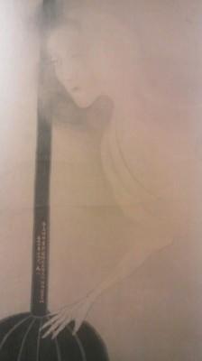 A Ghost and Candlestick- Tani Bun`ichi (1810)