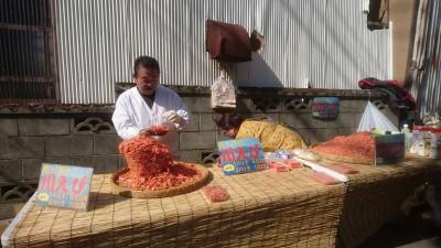 Shrimp from Lake Kasumigaura