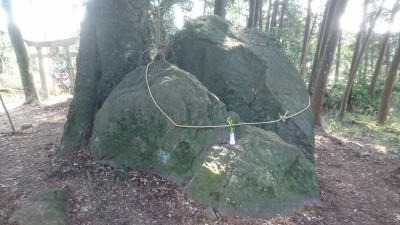 "For practitioners of esoteric Buddhism these cracked boulders were embodiments of the ""female-force"" ."