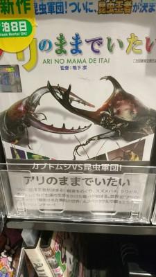 Beetle Battle DVD