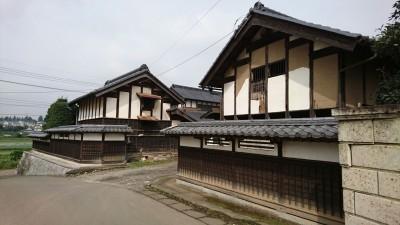 Old Houses in Yamanaka, Tsukuba