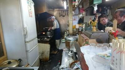 Perhaps the dirtiest restaurant in Japan